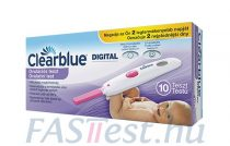 Clearblue DIGITAL ovulációs teszt - 10 db-os