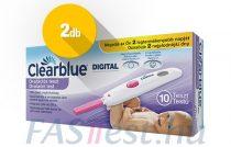 Clearblue DIGITAL ovulációs teszt - 20 db (2x10 db-os doboz)