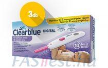Clearblue DIGITAL ovulációs teszt - 30 db (3x10 db-os doboz)