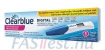 Clearblue DIGITAL terhességi teszt fogamzásjelzővel