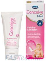 Conceive Plus spermabarát síkosító, kálcium- és magnéziumionnal - 30 ml-es