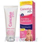 Conceive Plus spermabarát síkosító, kálcium- és magnéziumionnal - 75 ml-es