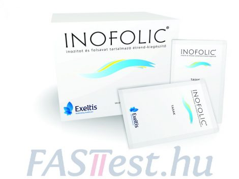 INOFOLIC inozitot és folsavat tartalmazó étrend-kiegészítő készítmény - 60 db tasak