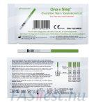 One Step OVULÁCIÓS tesztcsík 20 mIU/ml (AIDE)