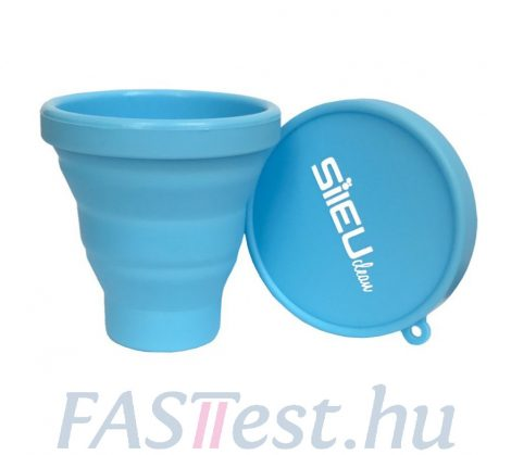 Sileu sterilizáló - kék
